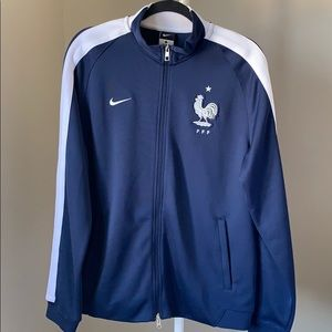 Nile France Soccer National Team Jacket